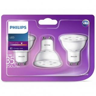 Philips LED Lampen 3 Stk. 3, 5 W 250 Lumen 929001220186