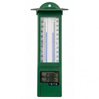 Nature Min-Max-Thermometer Digital 9, 5 x 2, 5 x 24 cm