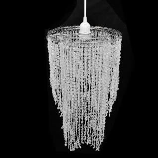 Kristall Anhänger Kronlampe 26, 5 x 50 cm