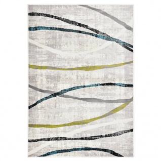 vidaXL Teppich Mehrfarbig 120 x 170 cm PP