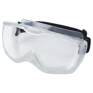 wolfcraft Vollschutzbrille Comfort