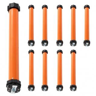 vidaXL Rohrmotoren 10 Stk. 20Nm