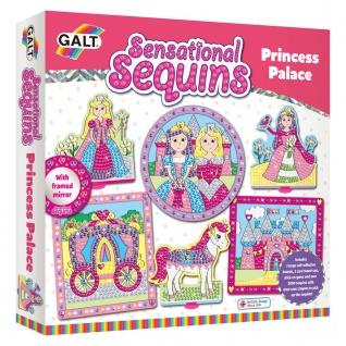 Galt Toys Sensationelle Pailletten Set Princess Palace 381004906