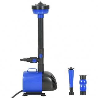 vidaxl Brunnenpumpe 110 W 3000 L/h