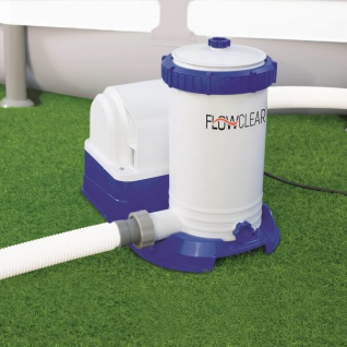 Bestway Flowclear Kartuschenfilterpumpe 9463 L/h 58391 - Vorschau 2