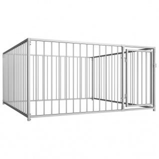 vidaXL Outdoor-Hundezwinger 200×200×100 cm