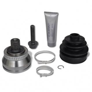 vidaXL 7-tlg. Gelenksatz Antriebswelle Radseitig für Audi / VW etc.