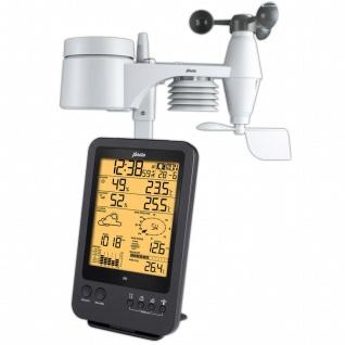 Alecto Drahtlose Wetterstation WS-4700 Schwarz