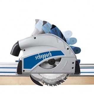 Scheppach Tauchsäge PL55 1200 W 160 mm 5901802915 - Vorschau 2