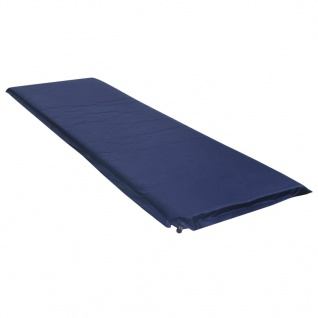 vidaXL Aufblasbare Isomatte 66 x 200 cm Blau