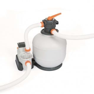 Bestway Sandfilterpumpe Flowclear 7.571 L/h 58499