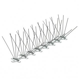 Nature Vogelspikes zur Vogelabwehr 3 Stück 32x11x18 cm 6060160