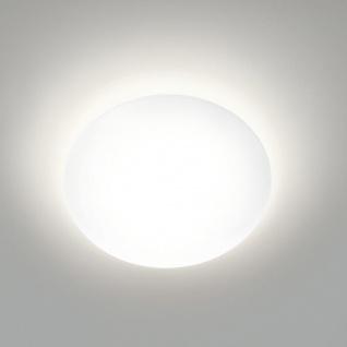 Philips LED-Deckenleuchte myLiving Suede Weiß 4 × 3 W 318013116