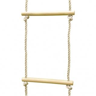 TRIGANO Strickleiter für Schaukelsets 3 - 3, 5 m J-424