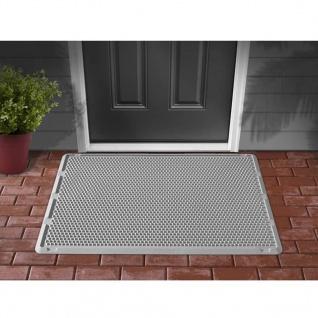 WeatherTech Fußmatte Outdoor 76 x 122 cm Grau ODM2G