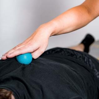 Avento Massagebälle 3 Stk. Durchm. 5, 0 cm - Vorschau 3