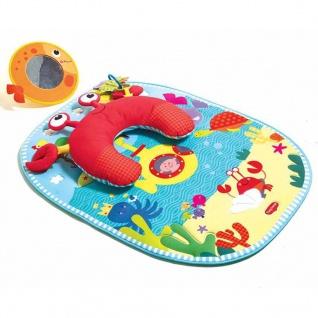 Tiny Love Spielmatte Tummy Time Fun Under the Sea 84x62x1 cm 33312036