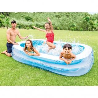 Intex Swim Center Familienpool 262x175x56 cm