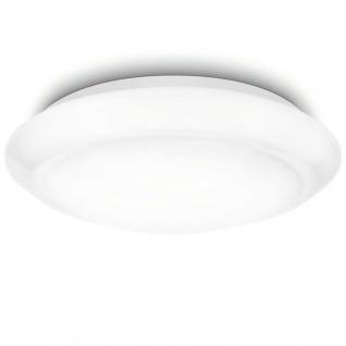 Philips LED Deckenleuchte myLiving Cinnabar Weiß 4x 1, 5W 333613116
