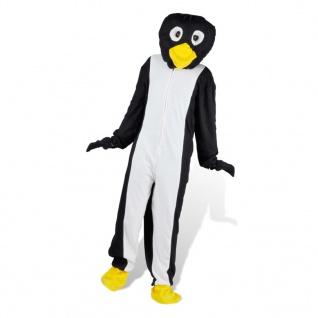 Kostüm Pinguin Faschingskostüm Karneval M-L