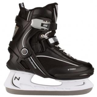 Nijdam Eishockey Schlittschuhe Gr. 41 3350-ZWW-41
