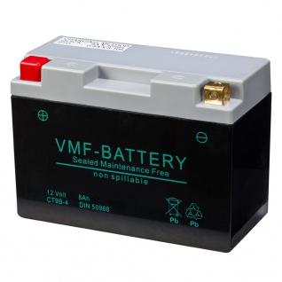VMF Powersport AGM Batterie 12 V 8 Ah FA YT9B-4