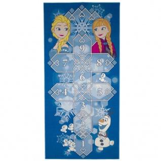 AK Sports Hop Game Spielteppich Frozen 95 x 200 cm RFRHOGA77095200T06