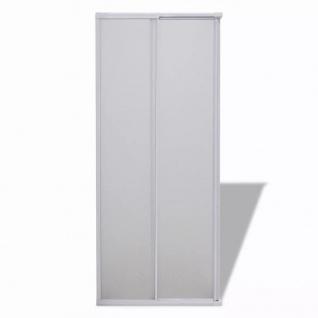 Duschkabine Duschabtrennung Rechteckig 80 x 80 cm - Vorschau 5