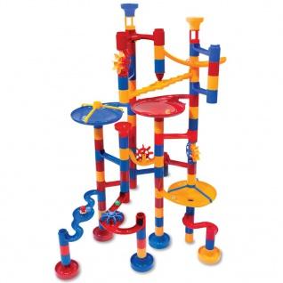 Galt Toys 100-tlg. Murmelbahn Set Mega 381004054