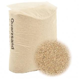 vidaXL Filtersand 25 kg 0, 4-0, 8 mm