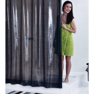 RIDDER Duschvorhang Brillant Anthrazit Vinyl - Vorschau 2