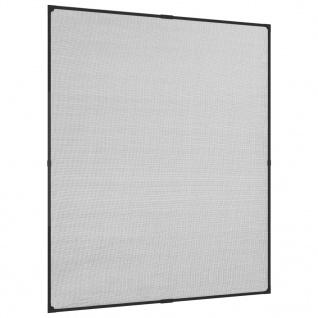 vidaXL Insektenschutz für Fenster Magnetisch 120x140 cm Fiberglas