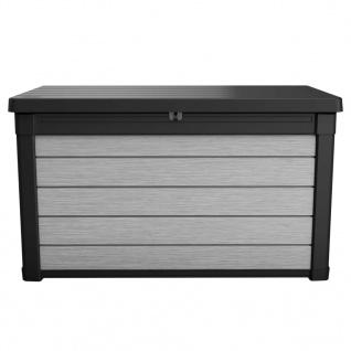 Keter Outdoor Aufbewahrungsbox Denali Duotech 380L Anthrazit 244244