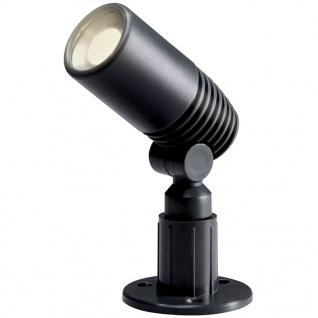 Garden Lights LED-Strahler Alder 2 W Anthrazit 2580061