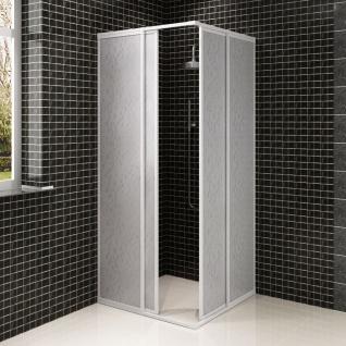 Duschkabine Duschabtrennung Rechteckig 80 x 90 cm