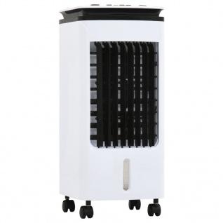 vidaXL 3-in-1 Mobiler Luftkühler Luftbefeuchter Luftreiniger 80 W