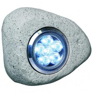 Smartwares LED Rock Gartenstrahler 3 Stk. 2, 7 W Grau RS306