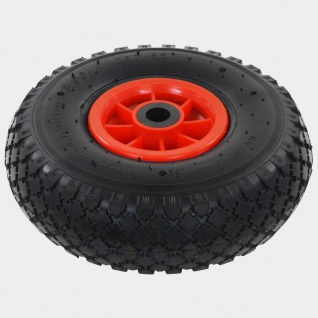 vidaXL Sackkarrenräder 4 Stk. Gummi 3, 00 - 4 (260x85) - Vorschau 4