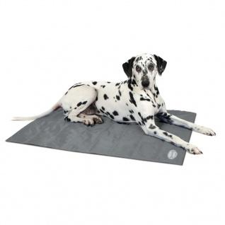 Scruffs & Tramps Kühlmatte für Hunde Grau Größe L 2718