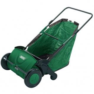 "Draper Tools Rasenkehrmaschine 21"" Grün"