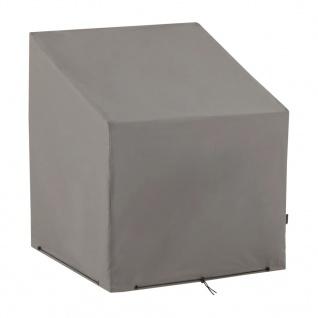 Madison Gartenstuhl-Abdeckung 75x78x90 cm Grau