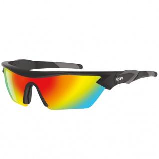 Battle Vision Sonnenbrille Schwarz BAT001