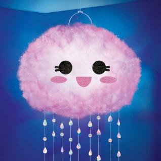 make it real DIY Schwebende Wolken-Lampe - Vorschau 3