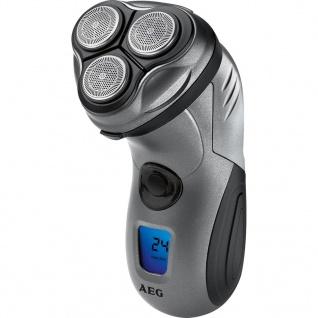 AEG Elektrischer Rasierer Anthrazit HR 5655