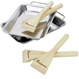 Landmann Mini-Grillpfannen mit Schabern 13711