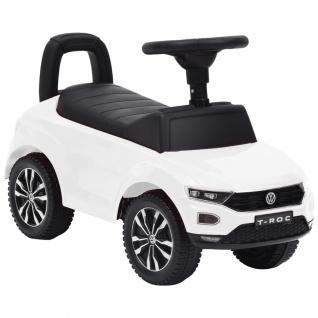 vidaXL Kinderauto Volkswagen T-Roc Weiß