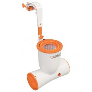 Bestway Poolfilterpumpe Flowclear Skimatic 3974 L/h 58469