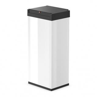 Hailo Abfallbehälter Big-Box Swing Größe XL 52 L Weiß 0860-231