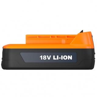 Ferm Batterie 18 V 1, 5 Ah Li-ion Cda1077s - Vorschau 2