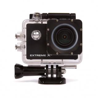 Nikkei Action Kamera ExtremeX2 720P Schwarz